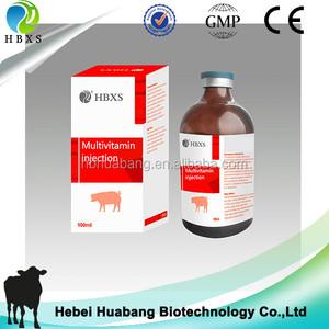 veterinary medicine multivitamin injection