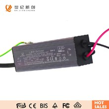 waterproof led power supply 30w 900ma constant current led driver