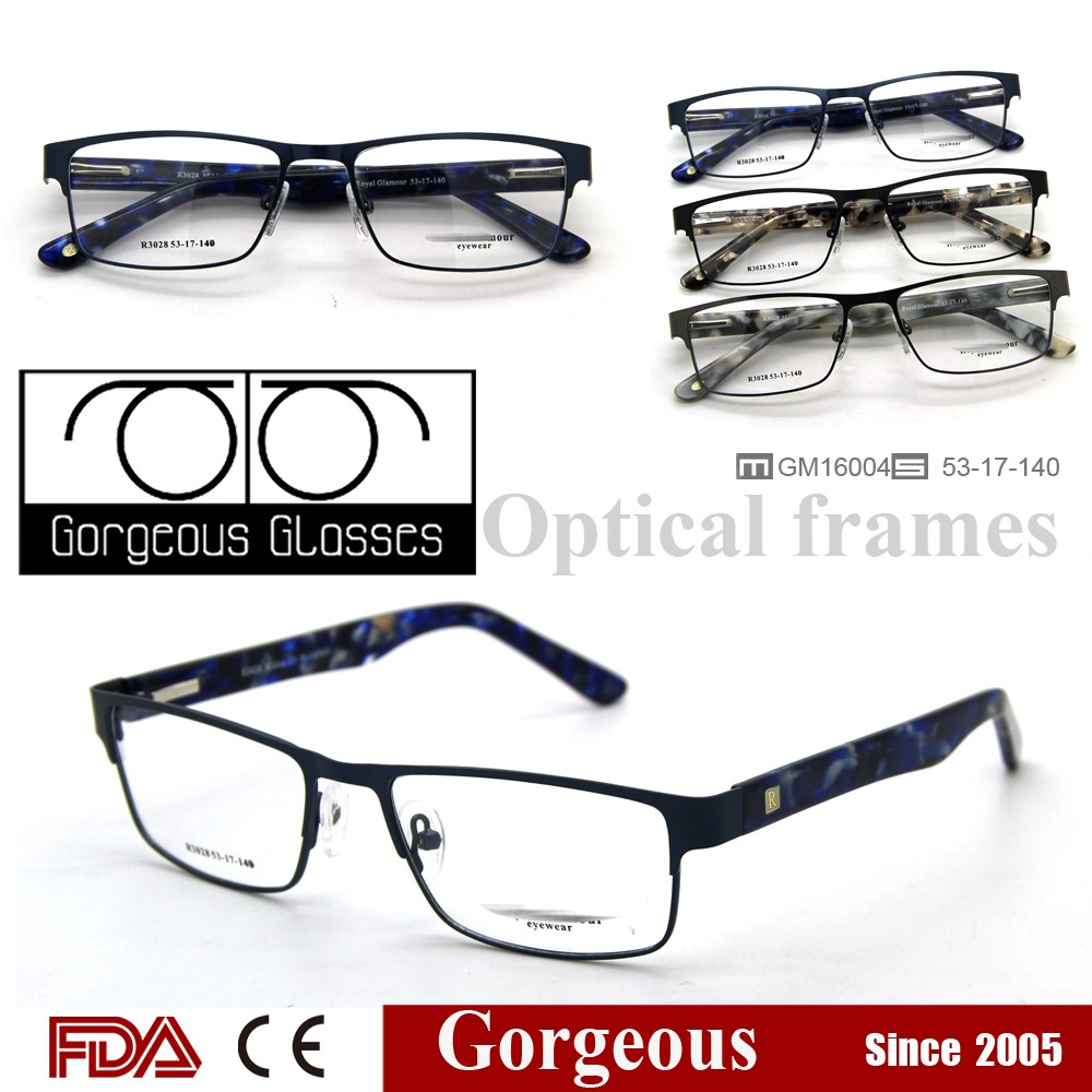 Eyeglass Frames Manufacturers China : 2017 Gentle Eyewear Frames Manufacturers In China - Buy ...