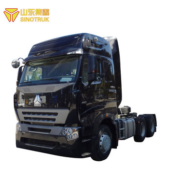 ccd6b76deb 2018 New Face SINOTRUK HOWO A7 6x4 prime mover 10 wheeler tractor truck for  sale