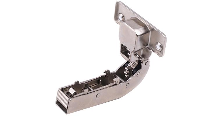 90 degree concealed hinge