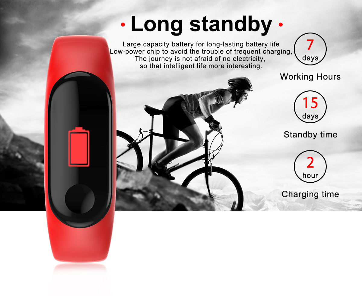 OEM service with sdk and api fitness tracker with heart rate monitor smart