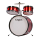 Quality Cheap 3 Pieces Junior Drum Set for Sale (DYJ12-3A)