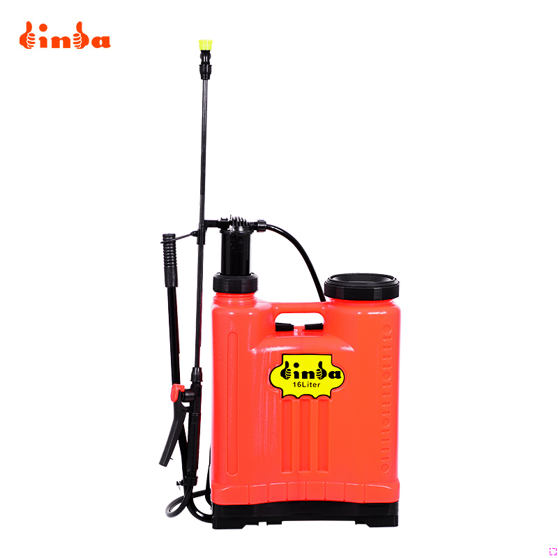 Binda hot selling plastic PE knapsack backpack sprayer