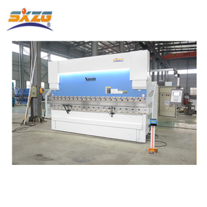 wire mesh auto cnc steel metal bender aluminium iron sheet hydraulic bending machine, copper ms ss plate machine bending price