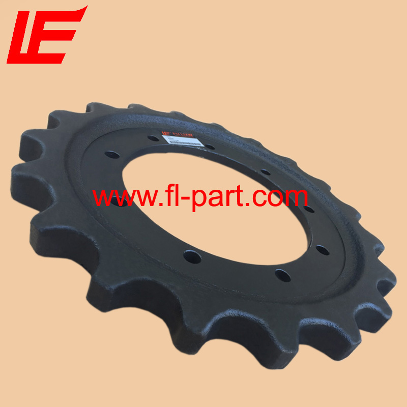 PC40 Sprocket drive.jpg