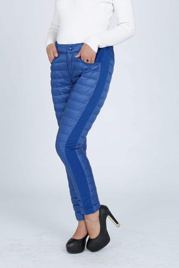 oem down pants women winter down pants