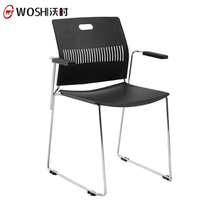 Attractive Modern PP Backrest and Armrest Meeting Room Chair,Chairs Meetings