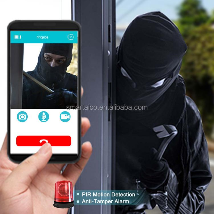 b91b2f3decbe6 Smart Battery Wifi Ip Video Doorbell Ring Doorbell Camera Wireless With  Hisilicon Chip - Buy Wifi Ip Video Doorbell,Ring Doorbell Camera,Doorbell  With ...