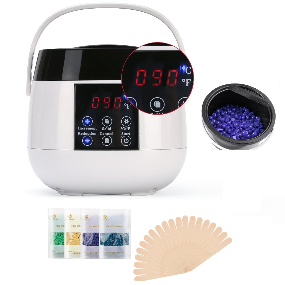 Newest style Minilop paraffin wax warmer with intelligent temperature walmart automatic wax heater