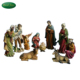 Newly High quality resin nativity sets for Christmas decoration