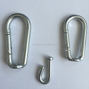 Galvanized Snap Hook With Hole,Galvanized Snap Hook With Eye