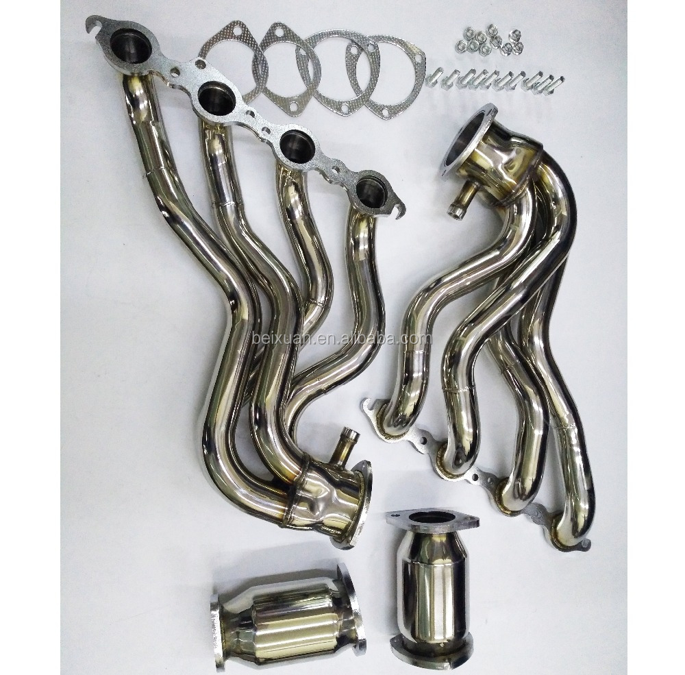 "For Holden Colorado RC 3"" Manta mild steel exhaust system"