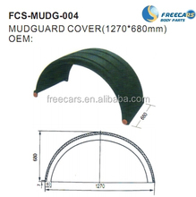 Wholesale Low Price High Quality year one truck parts plastic truck mudguard