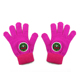 Customized acrylic baby winter sport knitting hand glove