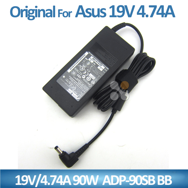 19V 4.74A AC / DC Adapter For ASUS ADP-90SB BB ADP-90SBBB Laptop Power Supply Cord Cable Charger Input 100-240v