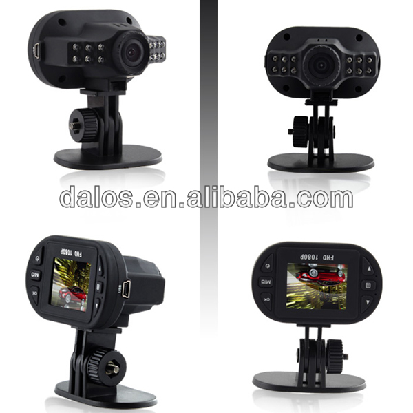 Newest ! Promotion price mini video registrator for car C600