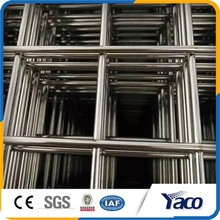 Light structure 304 stainless steel welded wire mesh panel