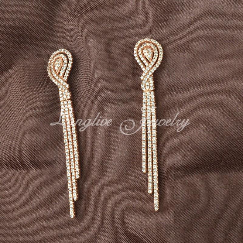 Diamond Earring Manufacturer Long Earrings