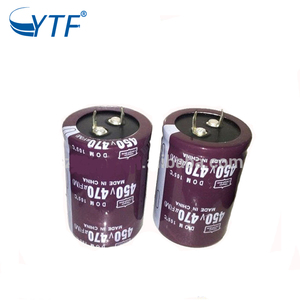Free samples for Large Cap can 450V 560uF Aluminum Electrolytic Capacitor 450V 560MFD