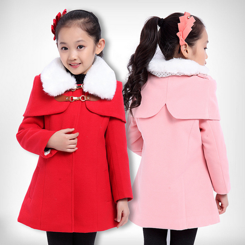 Girls Designer Winter Coats - Coat Nj