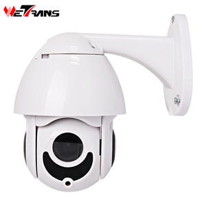 "PTZ IP Camera Outdoor POE Onvif 1080P HD 4X Zoom 2.5"" Mini PTZ Dome Camera CCTV for Home Security Video Surveillance Cam"