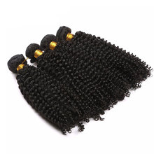 100% braiding human curly hair,indian afro curly virgin hair,indian kinky curly remy hair weave