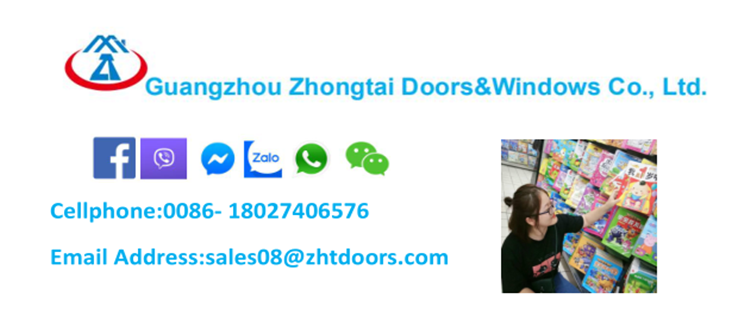product-Zhongtai-RTS Guangzhou 990mm2090mm Single Emergency Steel Fire Exit Door with Panic Bar-img-4