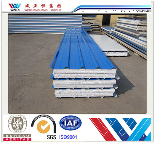 Great Cheap Roofing Materials For Nepal Cleanroom Wall Panels Eps Sandwich Panel, Garage Wall Panel