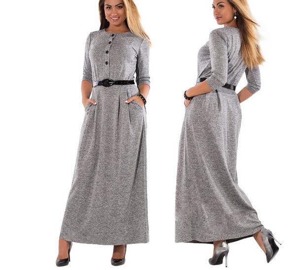 Alquiler de vestidos de noche tallas extras