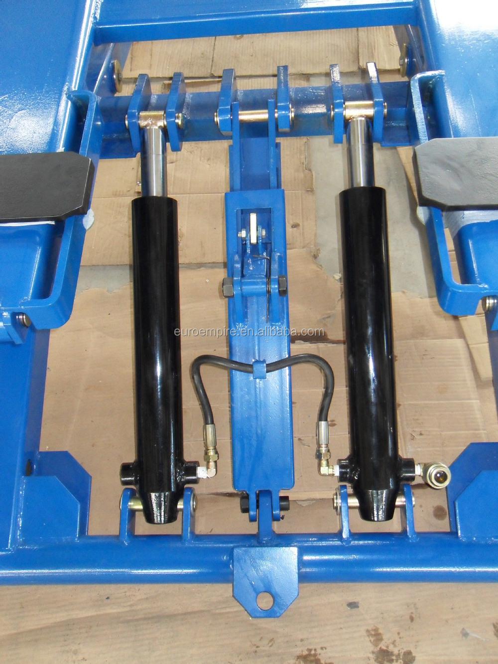 Car Hydraulic Ramps Lifts Used Car Scissor Car Lift
