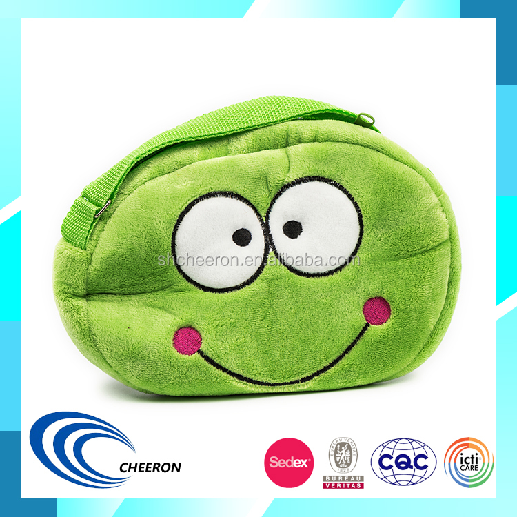 Chinese Manufacturer Pretty Soft Plush Bag