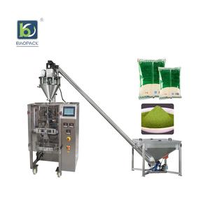 Automatic chili powder packing machine seasoning oxtail soup jaggery fine  powder packaging machine