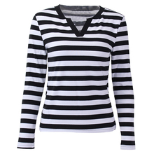 Sale Online Cheap Shipping Cotton Wholesale Striped T-Shirt Designer Tshirts In China