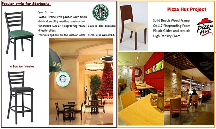 Factory Price Modern Restaurant Cheap Chairs/Tables And Chairs/Used  Furniture