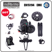 1000W BBS03 Bafang 8fun motor /electric bicycle conversion kit / with 48V 12mosfets, sine wave controller