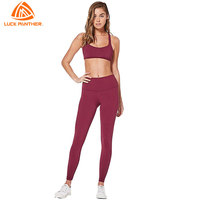 high impact blank various color options latest fashion sexy slim straps yoga sport bra for women