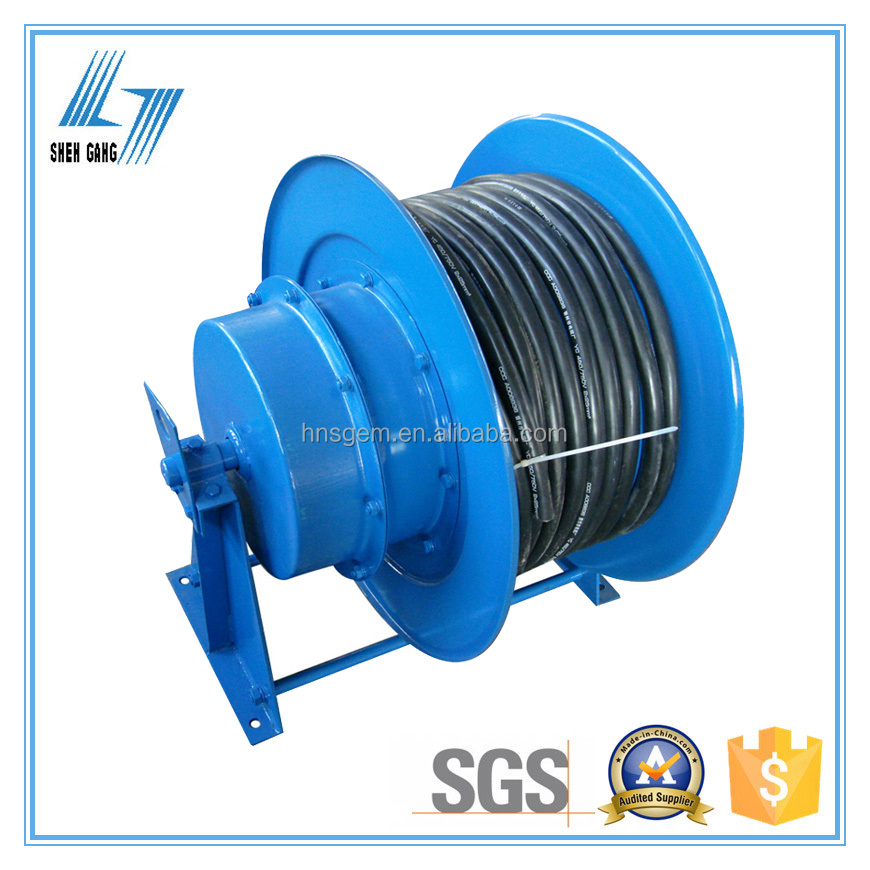 Electric Steel Cable Drum / Winding Cable Drum