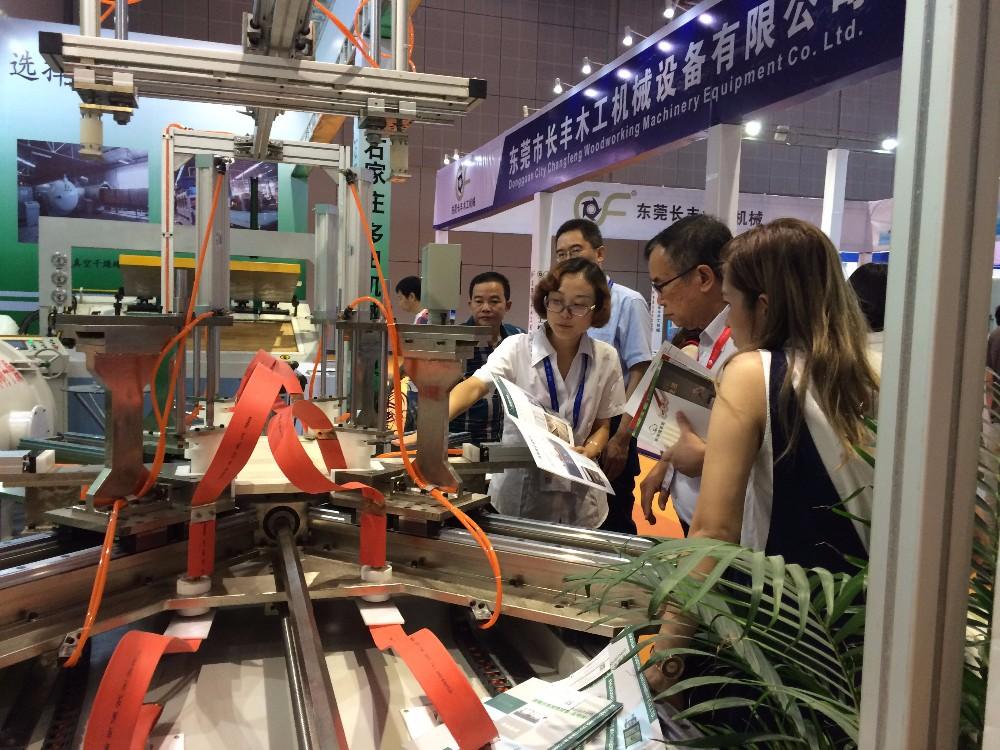 Introduction Of Shijiazhuang: Frame Moulding Corner Joining Machine