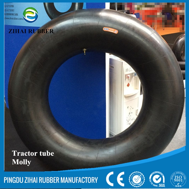 Manufacturer high quality butyl inner tube tyre 16.9-24