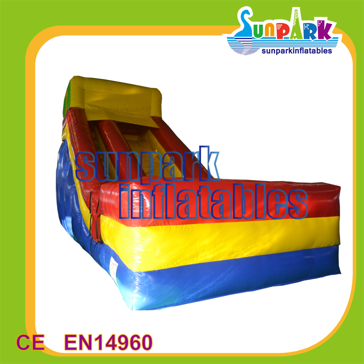 PVC Material Safe Inflatable Water Slide Giant for Adults & Kids