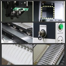 Desktop SMT Chip Mounter Neoden4 with Auto Rails, 44 Electric Feeders and 2 Cameras