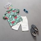 Boys Clothes 1Set 2016 Summer Children clothing Baby Boys T-shirts+Shorts Pants Clothes Baby Clothes 823