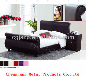 Modern Furniture In China leather bd funiture modern furniture bedroom furniture on alibaba