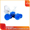 blue bubble deodorant toilet blocks Bathroom Antibacterial Cleaner Tablets in Tank Automatic Toilet Bowl Cleaner