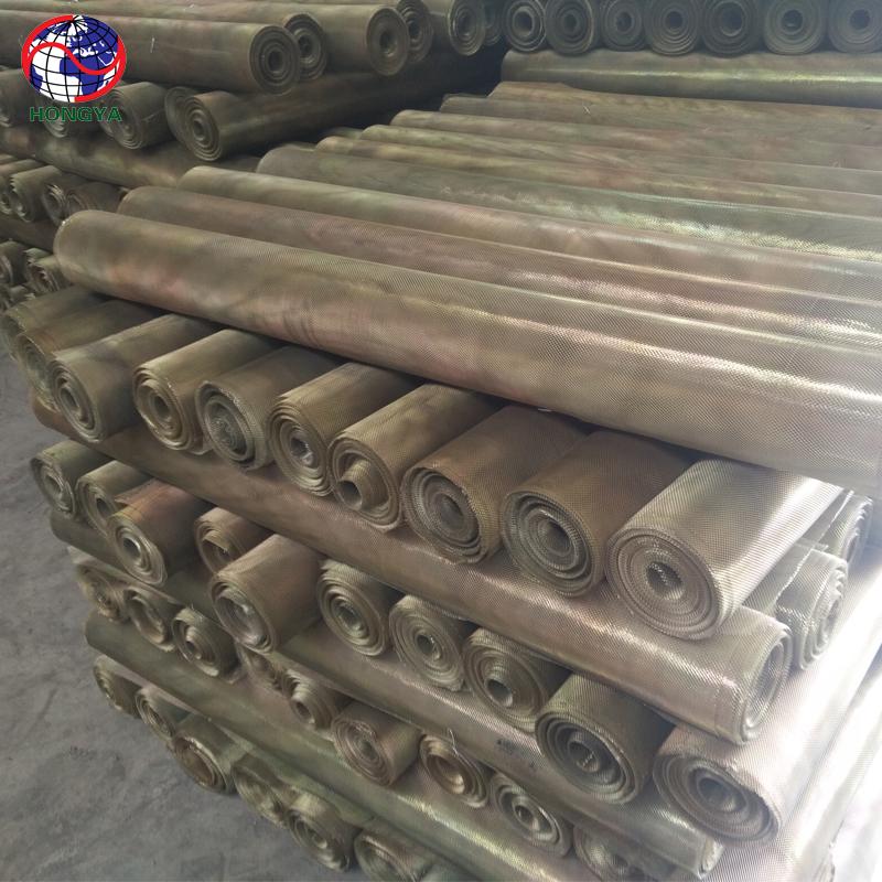 Finden Sie Hohe Qualität Kupfer Drahtgewebe Hersteller und Kupfer ...