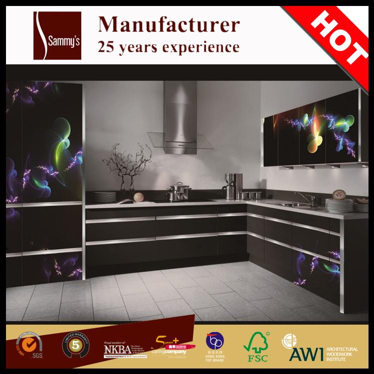 Sk444 3d Arts Modern Kitchen Cabinet Corner Pantry Design Kitchen Kabinet Organizer In China