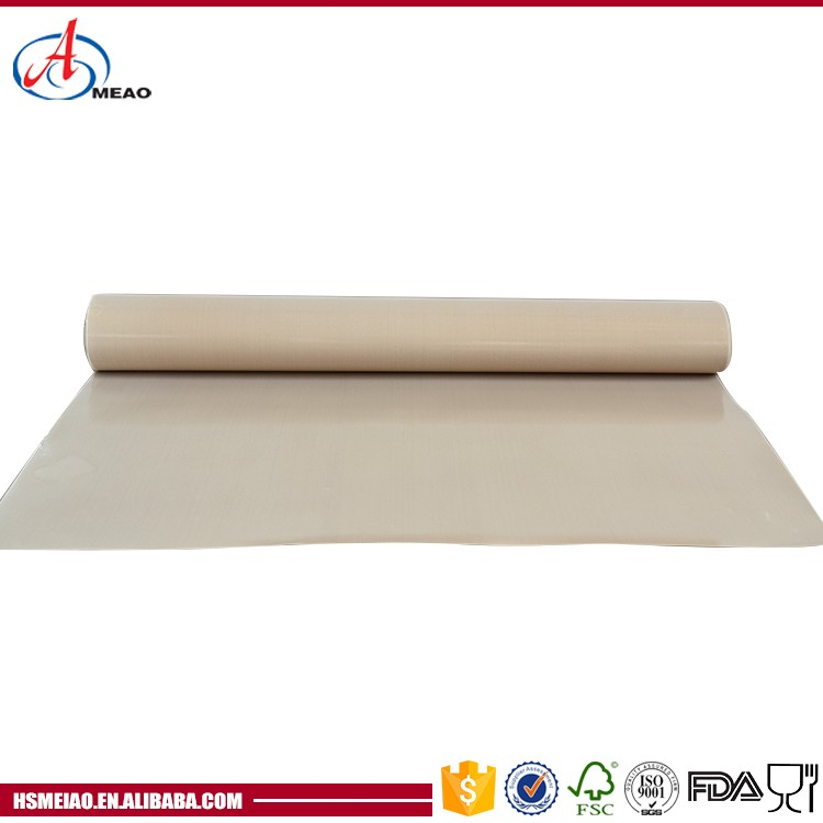 Factory manufacture ptfe coated glass fiber fabric