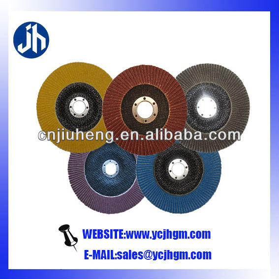deburring wheel high quality for metal/wood/stone/glass/furniture/stainless steel