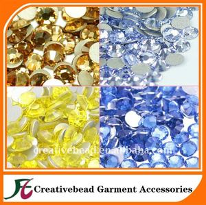 wholesale plastic beads flat back assorted colors acrylic rhinestone flatback acrylic gems